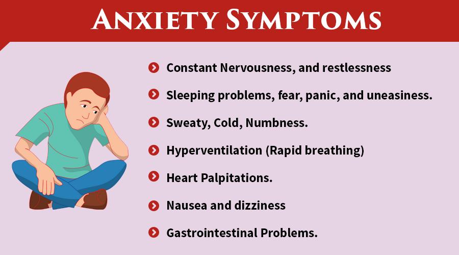 Anxiety Disorder Treatment | Counseling in Jaipur at Manomaya
