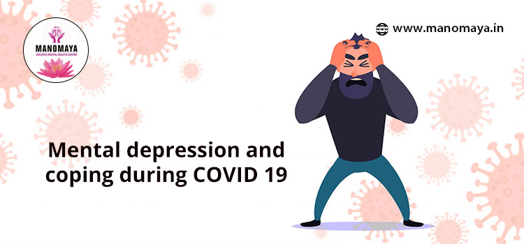 Mental depression and coping during COVID 19